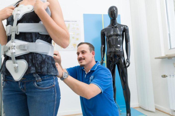 Sanitätshaus Götzen Leistungen Orthesen Prothesen Anprobe