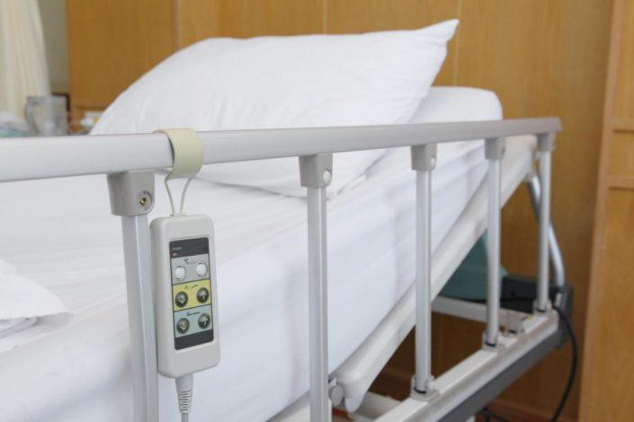 Sanitätshaus Götzen Leistungen Rehatechnik und Homecare Pflegebett